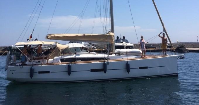 Huur een Dufour Dufour 460 Grand Large in Marina di Portisco