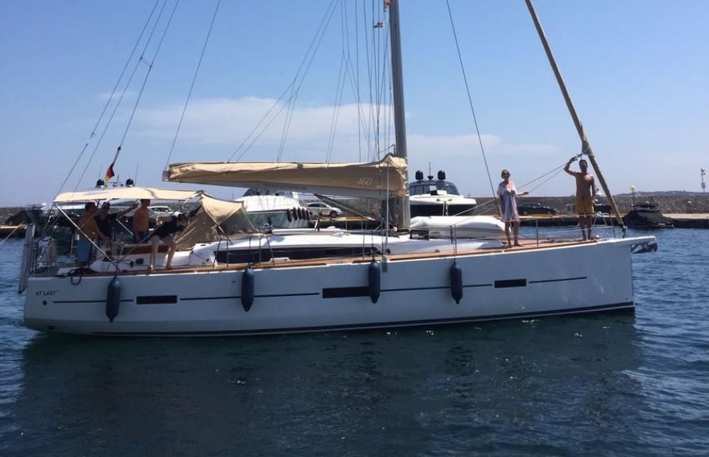 Huur Zeilboot met of zonder schipper Dufour in Italië