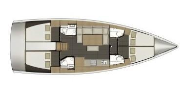 Jachthuur in Marina di Portisco - Dufour Dufour 460 Grand Large via SamBoat