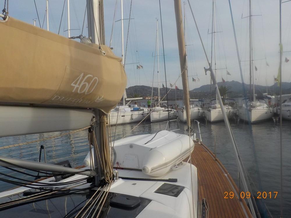 Dufour Dufour 460 Grand Large te huur van particulier of professional in Italië
