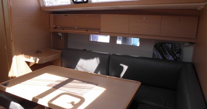 Bootverhuur Dufour Dufour 460 Grand Large 5Cab in Marina di Portisco via SamBoat