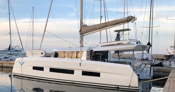 Huur Catamaran met of zonder schipper Dufour in Porto Rotondo