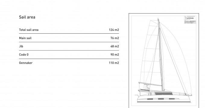 Bootverhuur Dufour Dufour Catamarans 48 in Porto Rotondo via SamBoat