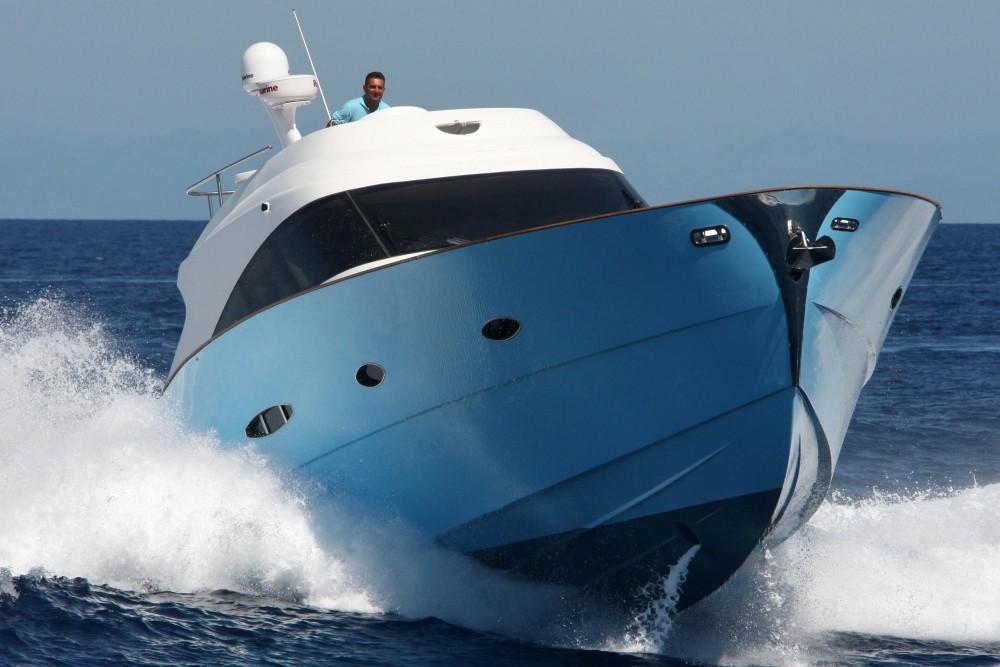 Verhuur Motorboot in Olbia -  Lobfish 57