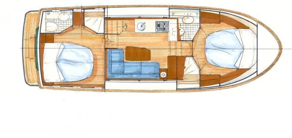 Bootverhuur Linssen Linssen Classic Sturdy 32 AC in  via SamBoat