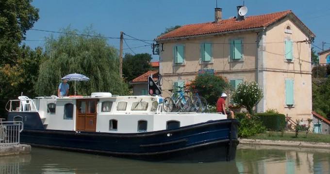 Huur Motorboot met of zonder schipper  in Capestang