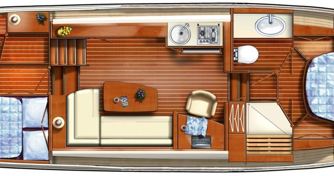 Huur Motorboot met of zonder schipper Linssen in Capestang
