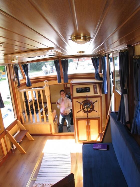 Huur Motorboot met of zonder schipper  in Vermenton
