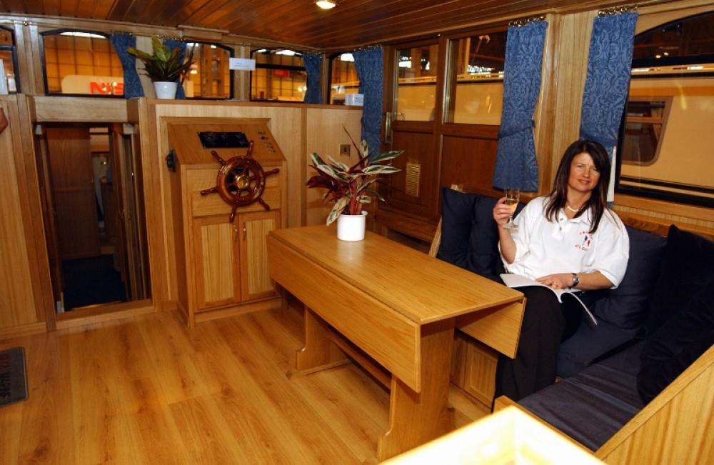 Verhuur Motorboot in Capestang -  EuroClassic 139