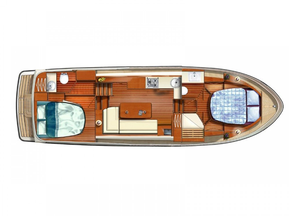 Jachthuur in Capestang - Linssen Linssen Grand Sturdy 35.0 AC via SamBoat