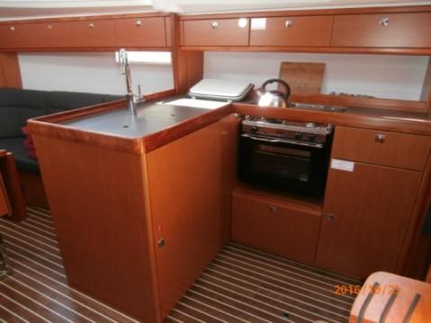 Verhuur Zeilboot in Lefkada (Island) - Bavaria Cruiser 37