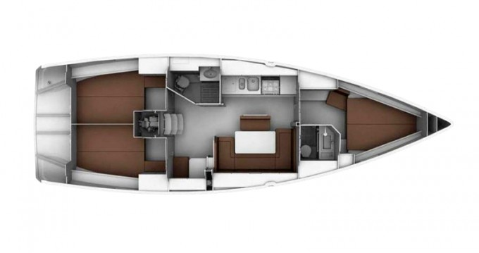Bootverhuur Bavaria Cruiser 40 in Lefkada (Island) via SamBoat