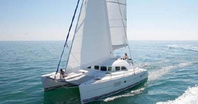 Verhuur Catamaran in Lefkada (Island) - Lagoon Lagoon 380 S2