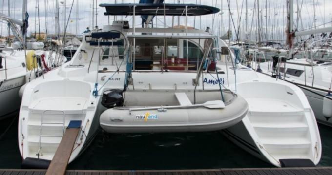 Catamaran te huur in Lefkada (Island) voor de beste prijs