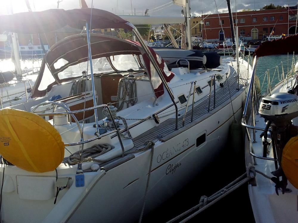 Bootverhuur Bénéteau Oceanis 473 in Palma de Mallorca via SamBoat