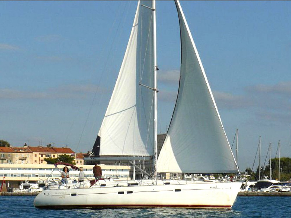 Bootverhuur Bénéteau Oceanis 411-4 in Palma de Mallorca via SamBoat