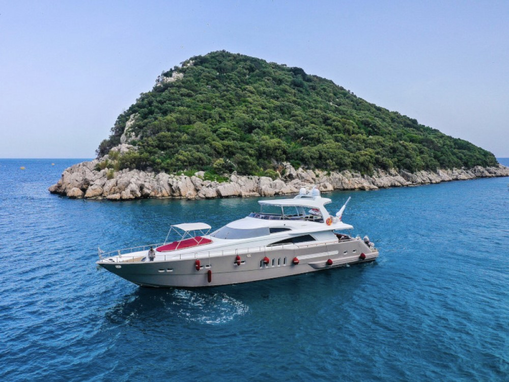 Jachthuur in Muğla -  Motoryacht Erdogan via SamBoat