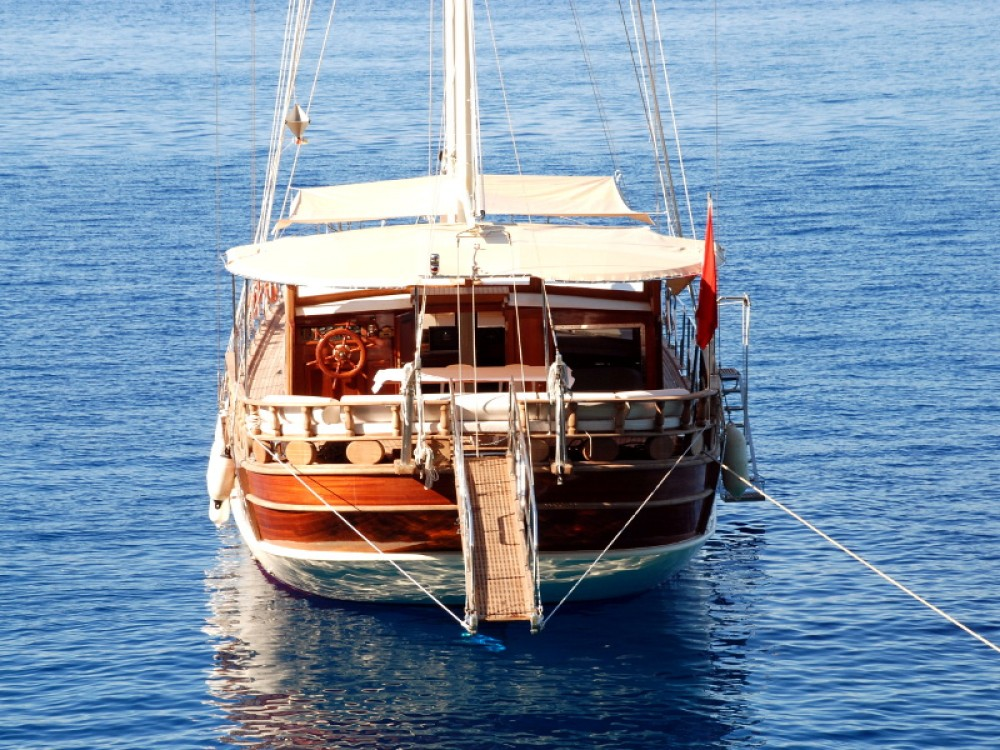 Jachthuur in Bodrum -  Gulet Be Happy via SamBoat