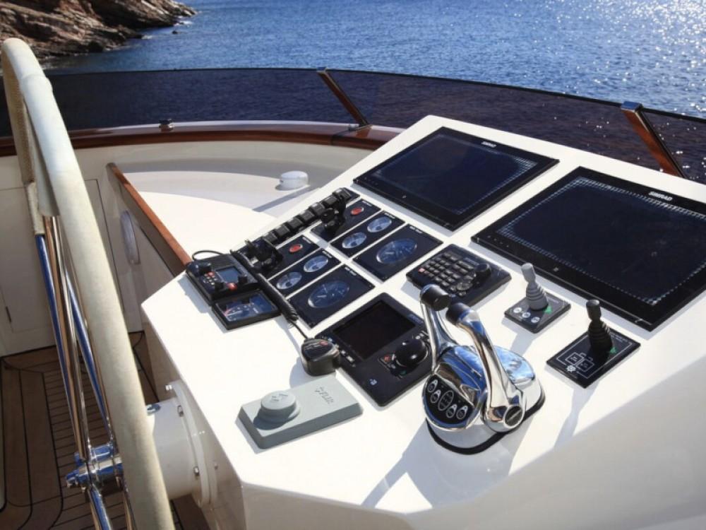 Verhuur Zeilboot in Bodrum -  Gulet Daglarca