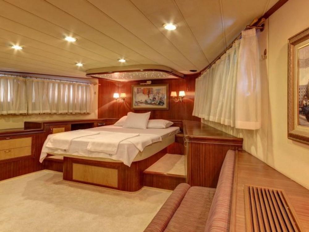 Verhuur Zeilboot in Bodrum -  Gulet Caneren