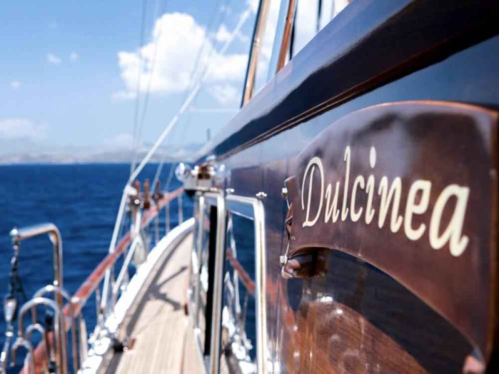Bootverhuur  Gulet Dulcinea in Bodrum via SamBoat
