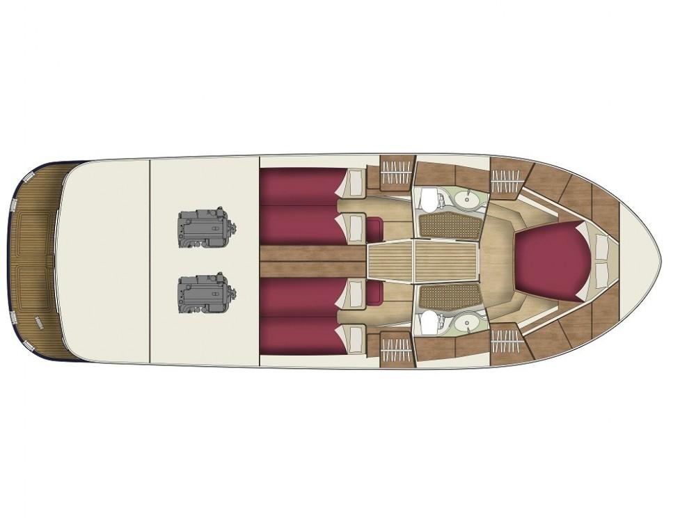 Bootverhuur Sas Vektor ADRIANA 44 BT (18) in Sukošan via SamBoat