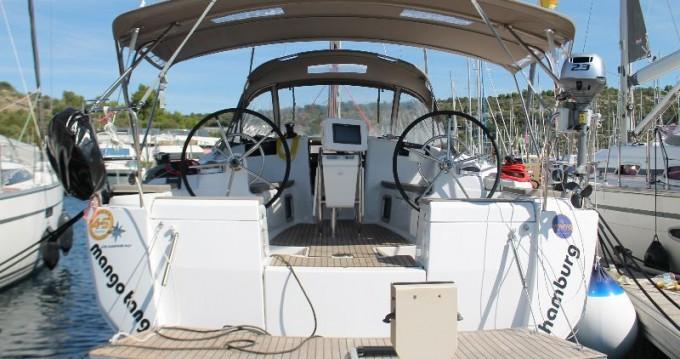 Verhuur Zeilboot in Trogir - Jeanneau Sun Odyssey 419