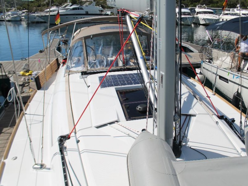 Jachthuur in Rogoznica - Jeanneau Sun Odyssey 419 via SamBoat