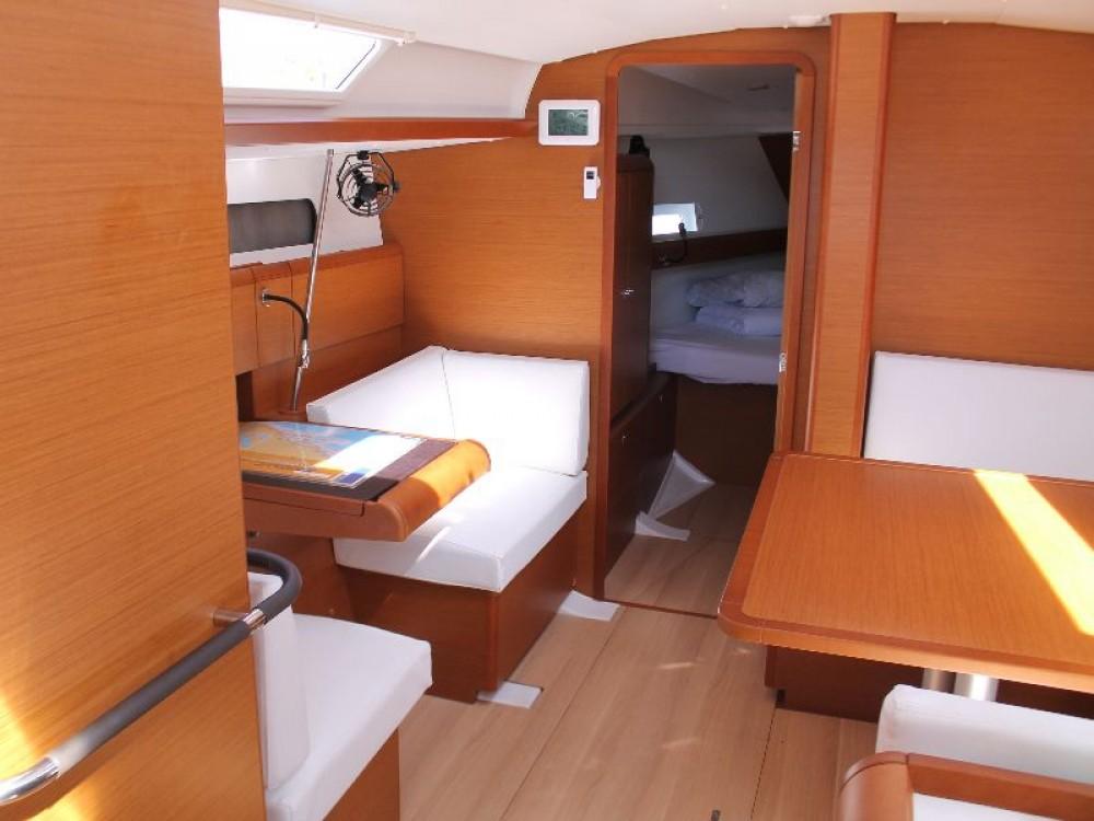 Jeanneau Sun Odyssey 419 te huur van particulier of professional in Rogoznica