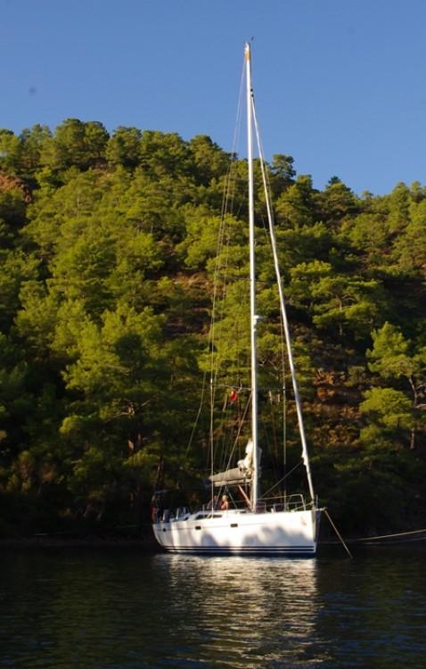 Huur Zeilboot met of zonder schipper Hanse in Marmaris