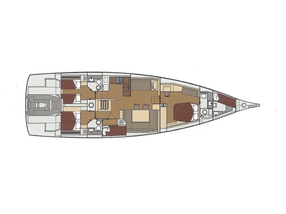 Huur Zeilboot met of zonder schipper Dufour in Rogoznica