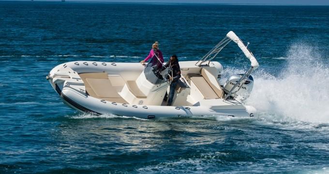 Motorboot te huur in Pag voor de beste prijs