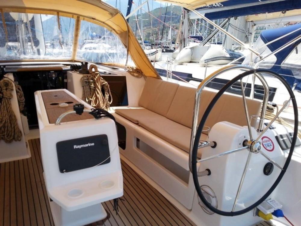 Verhuur Zeilboot in Marmaris - Dufour Dufour 410 Grand Large 6