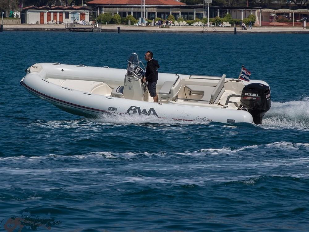 Verhuur Motorboot in Pag -  SPORT 22GT + Suzuki 200