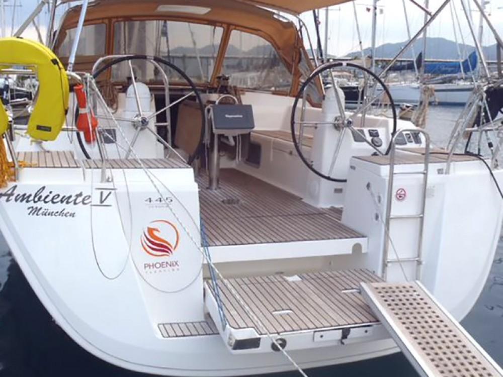 Huur Zeilboot met of zonder schipper Dufour in Fethiye