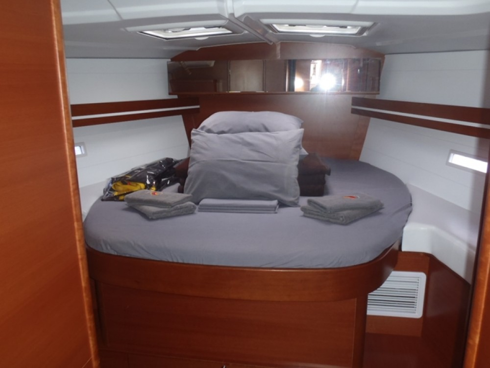Dufour Dufour 445 GL 6 pax te huur van particulier of professional in Fethiye