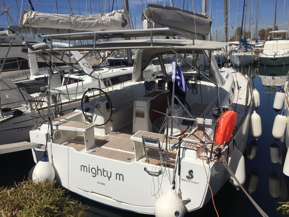 Verhuur Zeilboot in  - Bénéteau Beneteau - Oceanis 38