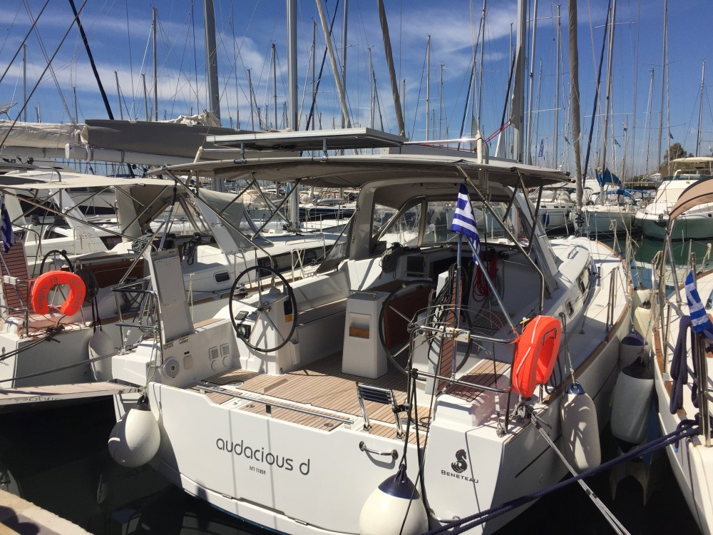 Jachthuur in Álimos - Bénéteau Beneteau - Oceanis 38 via SamBoat