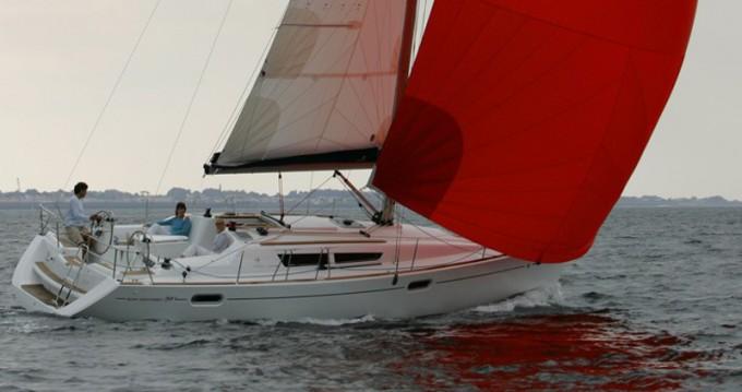 Verhuur Zeilboot in Baška Voda - Jeanneau Sun Odyssey 39i