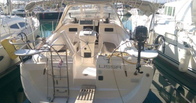 Verhuur Zeilboot in Baška Voda - Elan Impression 384