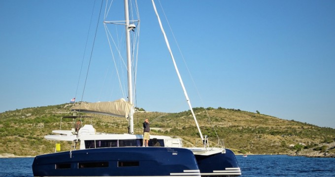 Huur Catamaran met of zonder schipper Dufour in Primošten