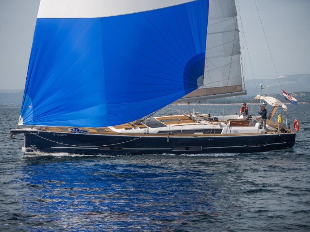 Verhuur Zeilboot in Primošten - Dufour Dufour 560 Grand Large