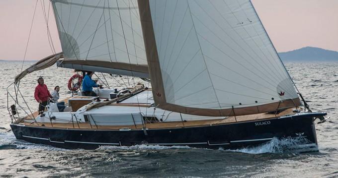 Dufour Dufour 460 Grand Large te huur van particulier of professional in Dubrovnik