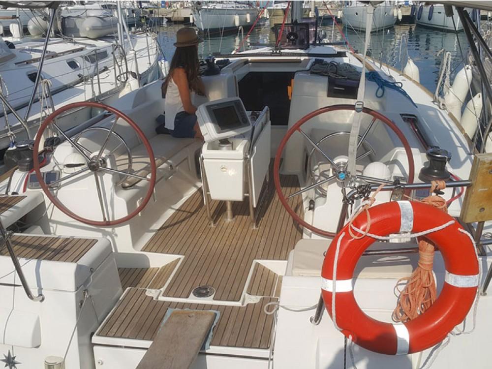 Zeilboot te huur in Tivat voor de beste prijs
