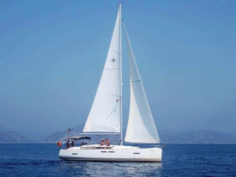 Verhuur Zeilboot in Tivat - Jeanneau Sun Odyssey 409