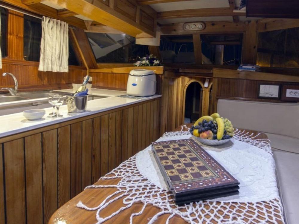 Zeilboot te huur in Bodrum voor de beste prijs
