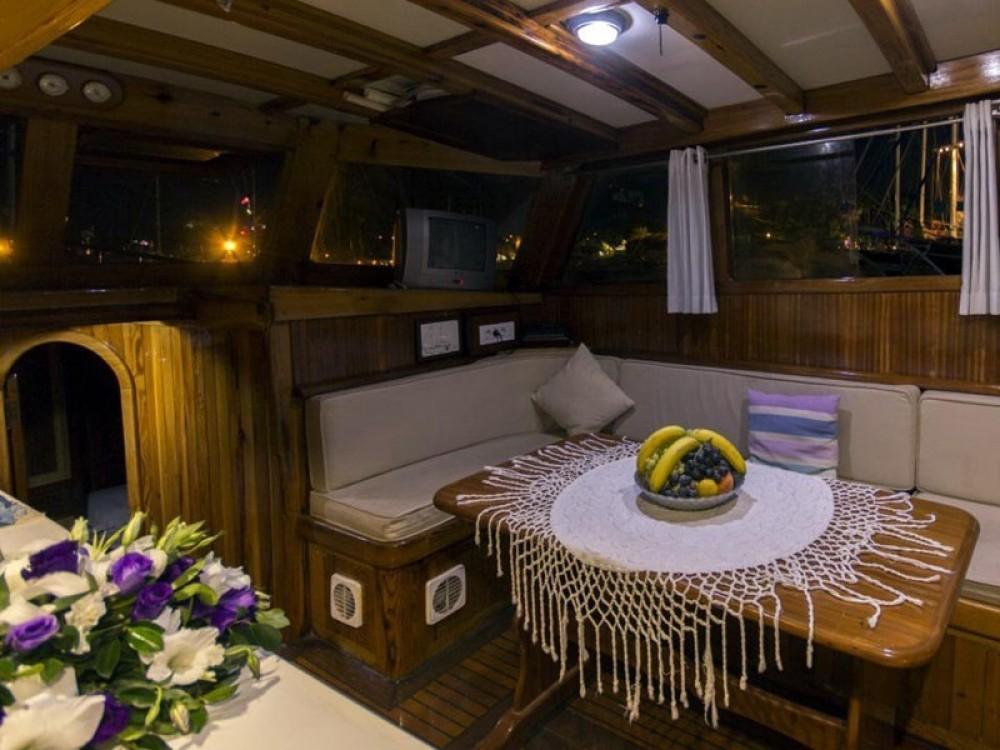 Jachthuur in Bodrum -  Gulet Tifil via SamBoat