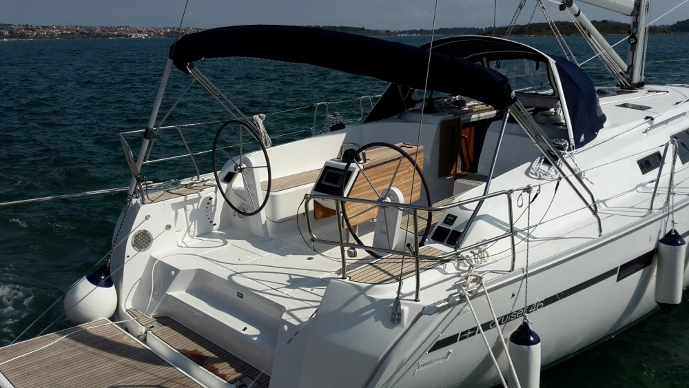 Jachthuur in Pula - Bavaria Bavaria Cruiser46 via SamBoat
