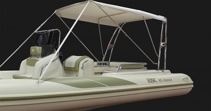 Verhuur Motorboot Bsc met vaarbewijs