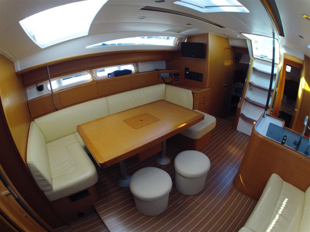 Verhuur Zeilboot in Komolac - Jeanneau Jeanneau 53